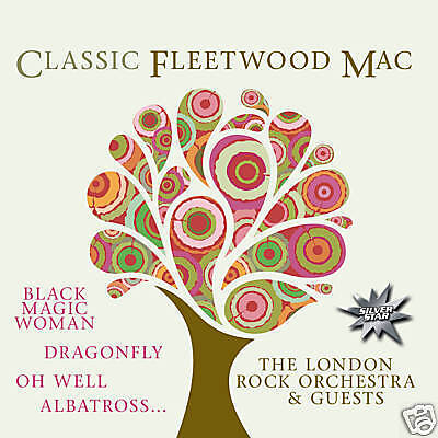 LONDON ROCK ORCHESTRA Plays Classic Fleetwood Mac (cd)