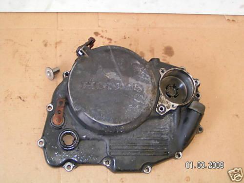 XL350R XL350 XL XR 350 350R CASE ENGINE CLUTCH COVER 84