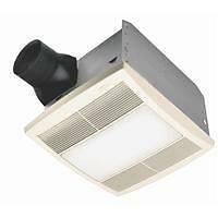 bathroom exhaust fan light combo broan nutone qt series bathroom bath exhaust fan light 22071