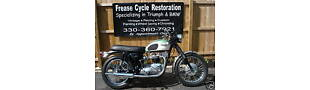 Frease Motorcycle Restoration