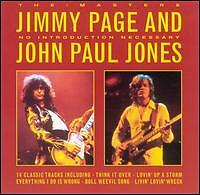 JIMMY PAGE / JOHN PAUL JONES[LED ZEPPELIN]THE MASTERS[NEW]