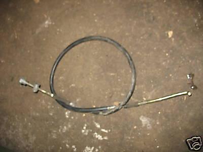 87 HONDA CH150 CH 150 ELITE REAR BRAKE CABLE ASSY