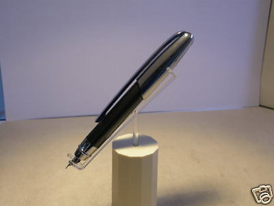 Smart Fountain Pen Metal Grey Mint Box Paper Very Rare Best eBay Deal