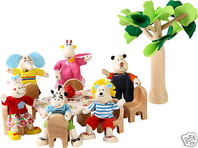 WOODEN and SOFT PLUSH ToyStore