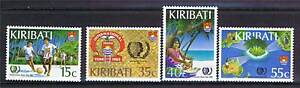 Kiribati 1985 International Youth Year SG 2414 MNH - <span itemprop=availableAtOrFrom>Buntingford, Hertfordshire, United Kingdom</span> - All items to be returned within 14 days Most purchases from business sellers are protected by the Consumer Contract Regulations 2013 which give you the right to cancel  - Buntingford, Hertfordshire, United Kingdom