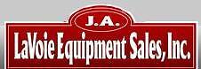 J A LaVoie Equipment Sales Inc