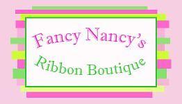 Fancy Nancy's Ribbon Boutique